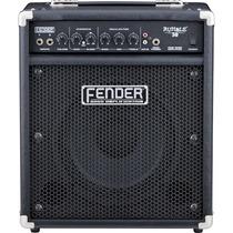 Amplificador Contra Baixo Fender Rumble30 Cheiro De Música