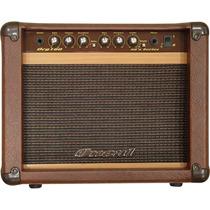Cubo Amplificador Guitarra Oneal Ocg100 Mr 30w Marrom