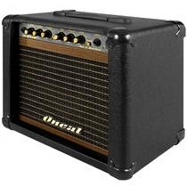 Cubo Amplificador Guitarra Oneal Ocg100 Pt 30w Preto