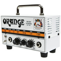 Cabeçote Amp Orange Hibrido Guitarra Micro Terror 20watts