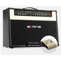 Amplificador P/ Guitarra Borne Evidence 200 - Preto 150w Rms