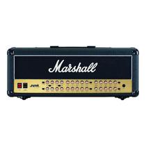 Cabeçote Valvulado Marshall Jvm410 Head - Novo Na Caixa