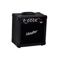 Amplificador Guitarra Master Gt 15 - Estudo 15 Wats