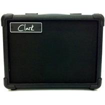 Caixa De Som Amplificada Profissional Baixo Clark Ms15b