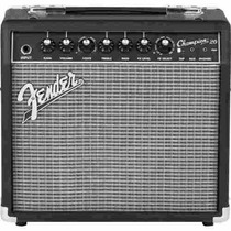 Amplificador Fender Champion 20 Watts Ñ Frontman Marshall