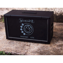 Gabinete 2x12 Jcs F/eagle 30 Blink 182 Mesa Boogie Trocas