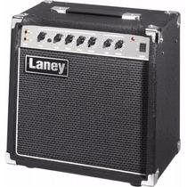 Amplificador Valvulado Laney Lc15 110 = Fender Blues Junior