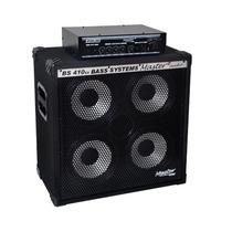 Kit Master Audio Sbk 400 Cabeçote + Caixa 4x10 - 200w Rms