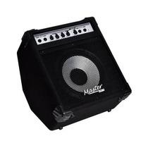 Ritmus : Master Audio Bx-1.10 : Cubo Amplificador Baixo 60w