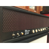 Cabeçote Guitarra Tubeamps (marshall Clone) Jcm 800 2203