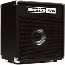 Amplificador Combo Hartke Para Baixo 50w Hd 50