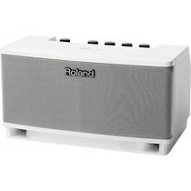 Cubo Amplificador Roland Voz Teclado Cube Lite Iphone