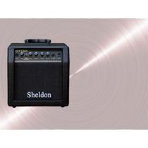 Cubo Amplificador De Guitarra Sheldon Gt150 15w
