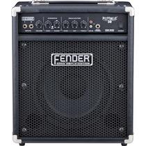 Amplificador Contra Baixo Fender Rumble30 ( Nf E Garantia )