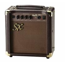 Cubo Amplificador Para Violão Sx Aga 1065