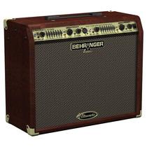 Amplificador Violão Behringer Acx900 Ultracoustic 90w, 04058