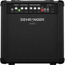 Amplificador Guitarra Cubo Behringer Vt15cd Simula Válvulado