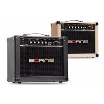 Amplificador Borne Para Guitarra Vorax 630 25w Rms