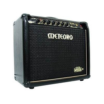 Amplificador P/ Guitarra Meteoro Gs100elg Nitrous 100wrms