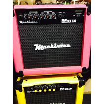 Cubo Para Guitarra Mackintec 15 Wts Várias Cores Ac M Pago