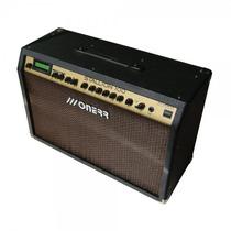 Cubo Amplificador Guitarra 100 Watts Onerr Stallion Efeitos