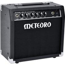 Cubo De Guitarra Meteoro Mg15 Alto Falante 6,5 Pol. 15w Rms