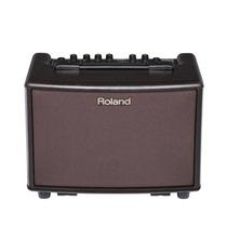 Amplificador Roland Ac-33 Rw Com Efeitos Para Violão E Voz E
