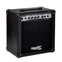 Amplificador Contra Baixo - Master Áudio Bx 1.08 - 40wats