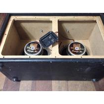 Caixa 212 Tipo Mesa Boogie Recto Celestion V30 Vintage 30