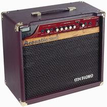 Amplificador P/ Violão Meteoro Acoustic V70 Garantia 3 Anos