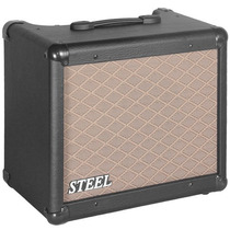 Amplificador De Guitarra Steel 70gt 10 Polegadas 50 Watts Wr