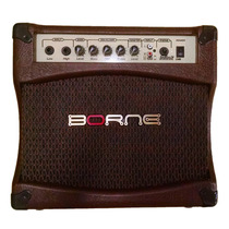 Amplificador Cubo Violão Borne Infiniti C V80 30watts