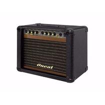 Cubo Para Guitarra Oneal Ocg-100f Pt , Nfe