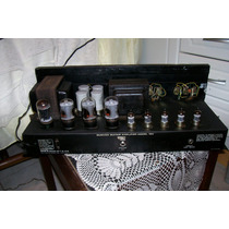 Caixa Duovox 1oo B Com Amplificador Valvulado Para Guitarra