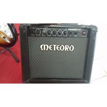 Amplificador (cubo, Caixa De Som) Meteoro Nitrous Drive 30w