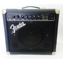 Amplificador Fender Frontman 15r C/ Reverb De Mola Mexicano