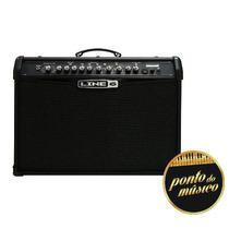 Cubo Amp Guitarra Line 6 Spider Iv 120 Watts 2x10 L O J A