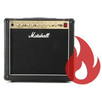 Marshall Dsl 15c Celestion 100% Valvulado Amplificador Loja