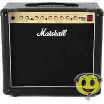 Cubo Amplificador Marshall Valvulado Dsl 15c Celestion 12