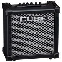 Amplificador Para Guitarra Roland Cube-20gx, 20w Rms