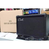 Amplificador Clark G15 Para Guitarra 15 Watts - Novo!