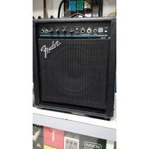 Amplificador Cubo Baixo Fender Bxr Twenty Five 25 Watts Rms