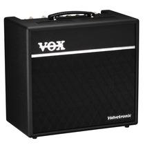Amplificador Guitarra Vox Vt80+ Na Loja Cheiro De Musica