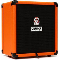 Cubo Orange Crush Pix Bass Cr25bx Loja Shopmusic