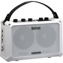 Amplificador Mobile Ba Roland Com Entrada P2 Auxiliar