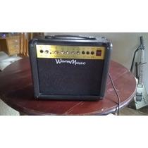 Amplificador Cubo Para Guitarra Warm Music Hd 22