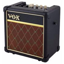 Amplificador Vox Mini5 Rhythm Para Guitarra / Voz / Teclado