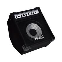 Master Audio Bx-1.10 Amplificador Baixo 60w - Frete Grátis