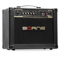 Amplificador Borne Para Guitarra Vorax 1050 50w Rms Preto