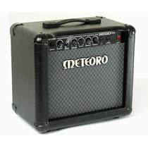 Amplificador Cubo Meteoro Nitrous Drive 15w 1x8 Guitarra
